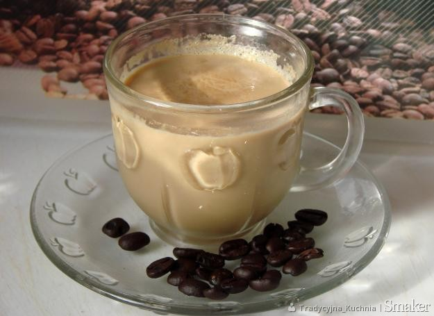 Galaretka z kawy