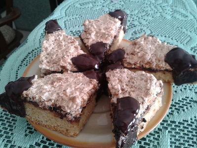 Ciastka trójkąty