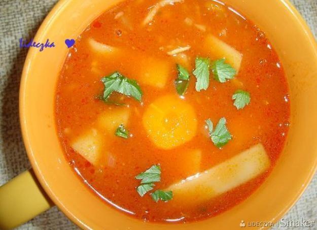Zupa ogonowa