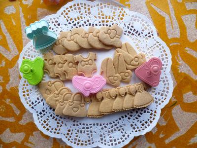 Ciasteczka korzenne rewia mody