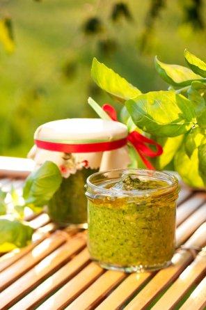 Zielone pesto  prosty przepis i składniki