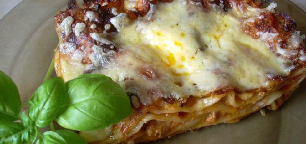 Lasagne pyzy (autor: smacznapyza)