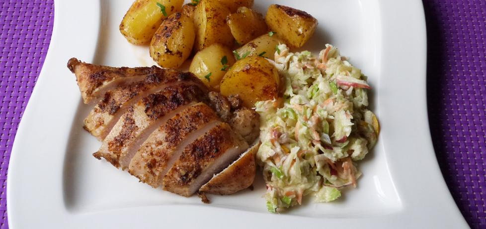 Filet z kurczaka w przyprawie do gyrosa (autor: renatazet ...