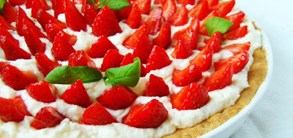 Tarta z truskawkami (autor: renia1)