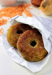 Vada – pączki z soczewicy / kuchnia indyjska
