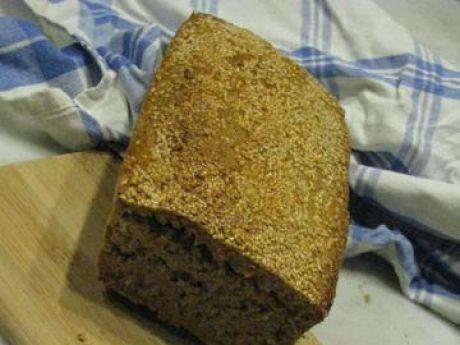 Przepis  chleb owsiano-orkiszowy, na drożdżach przepis