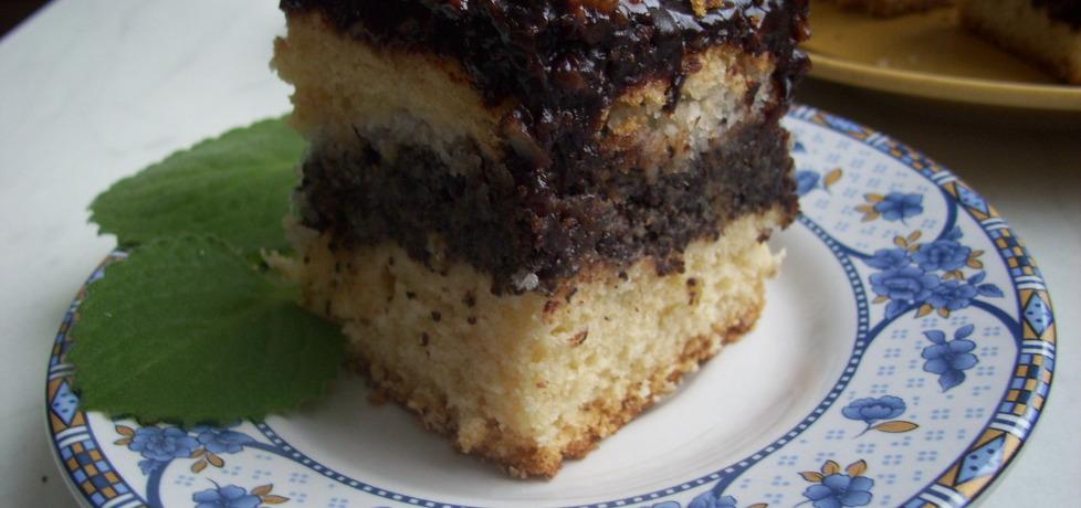 Ciasto makowo- kokosowe (autor: misia53)