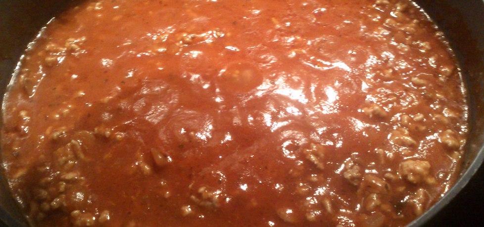 Domowy sos do spaghetti (autor: wwwiolka)