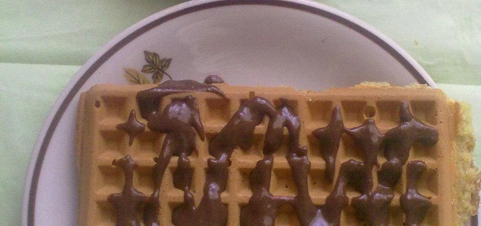 Sos czekoladowy do gofrów (autor: kuchareczka2)