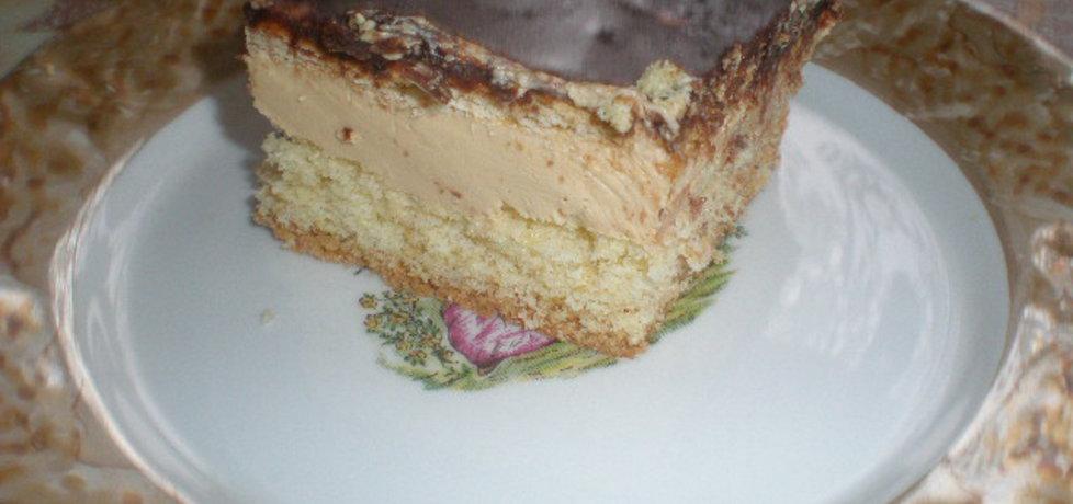 Karmelowe ciasto (autor: ilonaalbertos)