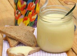 Domowy ser topiony  przepis blogera