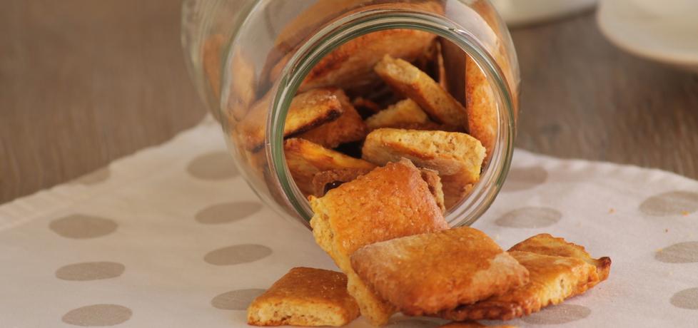 Mini ciasteczka owsiane (autor: iwonadd)