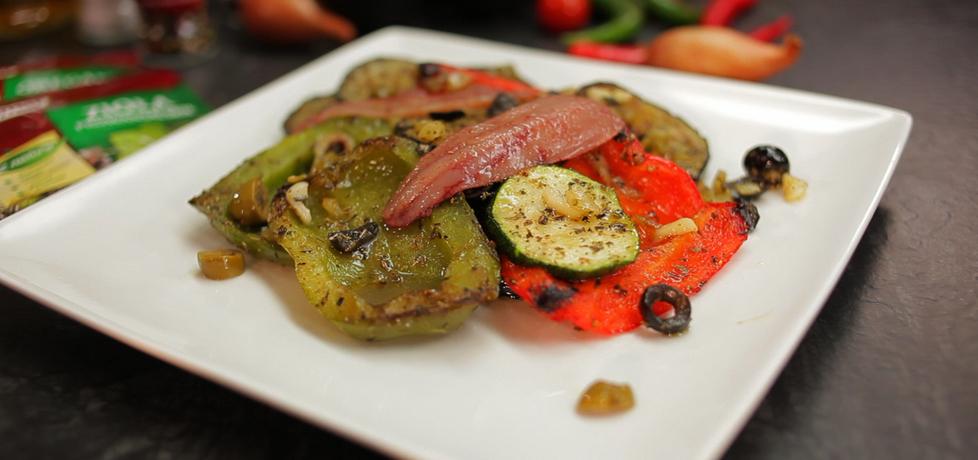 Doradca smaku, odc. 4: warzywa grillowane po nicejsku (autor ...