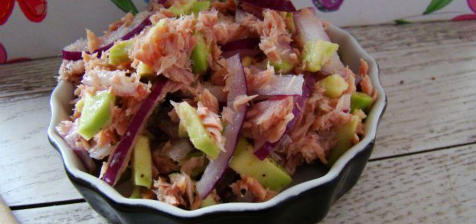 Tuńczykowa sałatka z awokado (autor: iwa643)