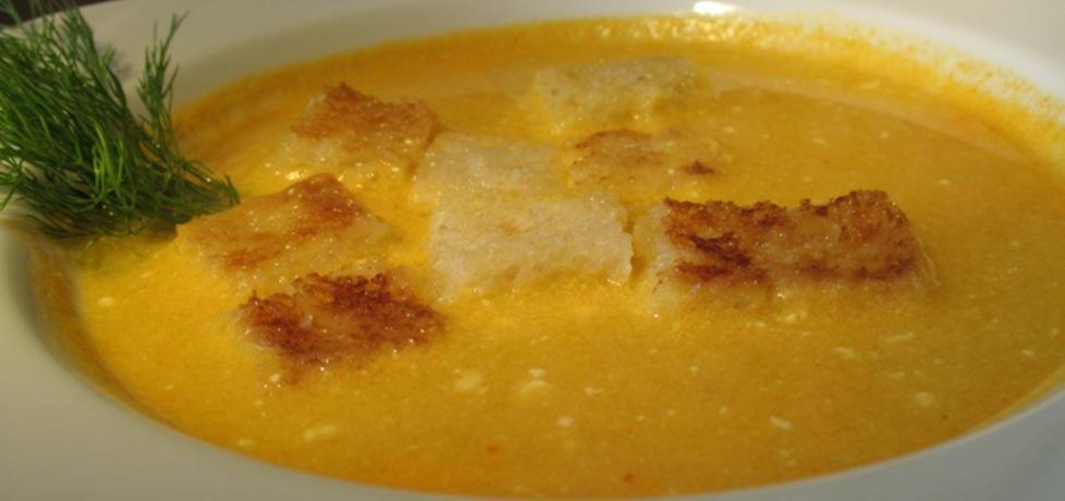 Kremowa zupa dyniowa (autor: anna169hosz)