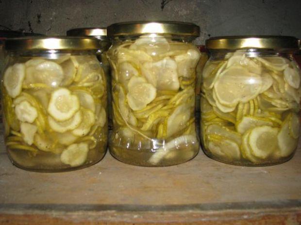 Sałatka z ogórków  sposób przygotowania