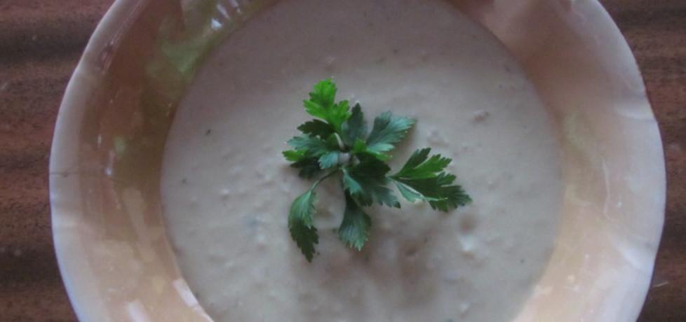 Zupa krem z bobu (autor: halina17)