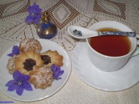 Przepis  lawendowa herbatka : przepis