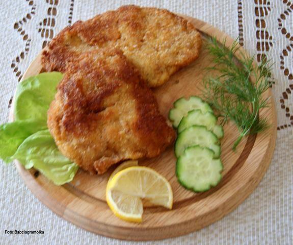 Przepis  sznycle z kurczaka na ostro : przepis