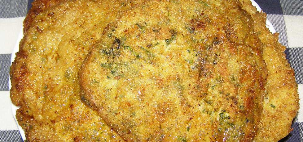 Do pieczywa kotlety schabowe marynowane w natce pietruszki ...