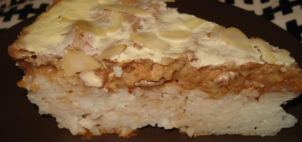 Zapiekany ryż z jabłkami i cynamonem (autor: norweska20 ...
