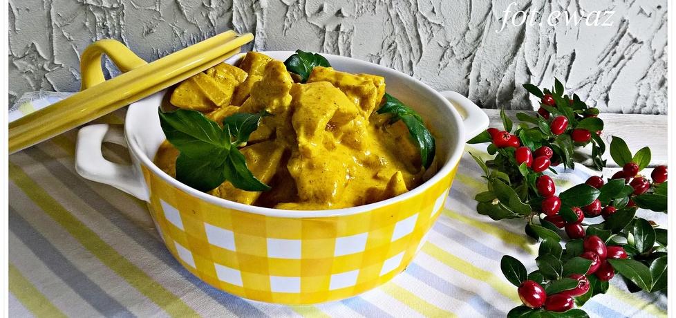 Curry z kurczaka zewy (autor: zewa)