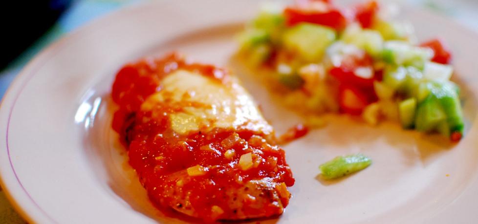 Filety z kurczaka po włosku (autor: magdalena