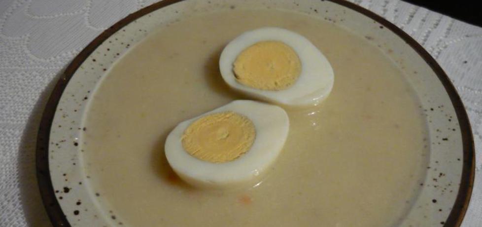 Jajka w sosie chrzanowym (autor: danusia19671)