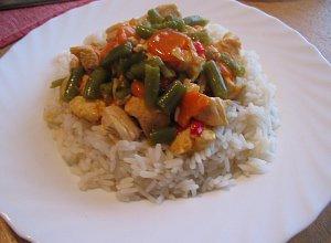 Potrawka z kurczaka  prosty przepis i składniki