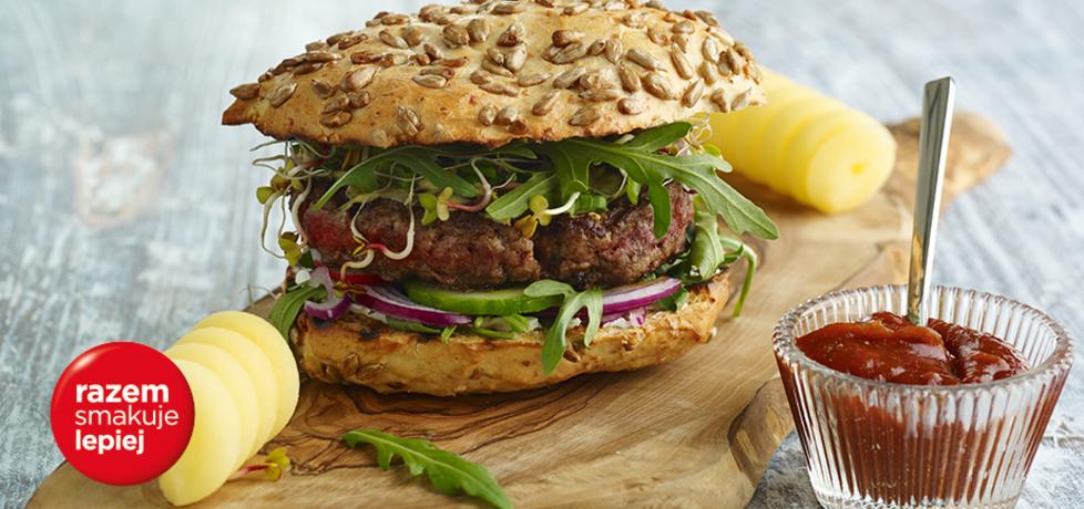 Domowy burger witaminowy (autor: doradca
