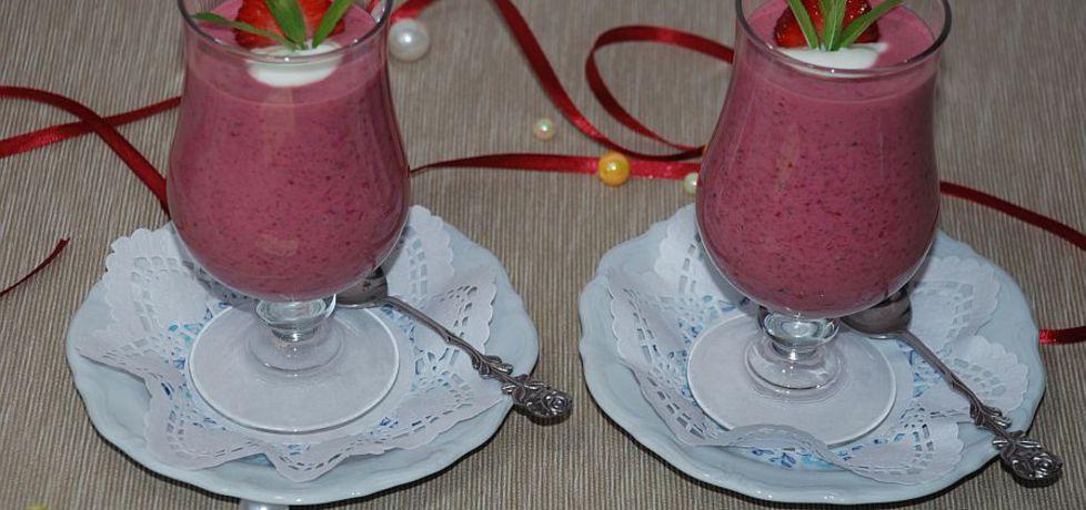 Koktajl owocowo-warzywny (autor: magula)