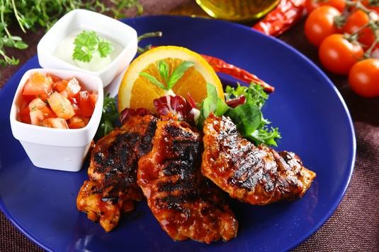 Udka z kurczaka z tequilą