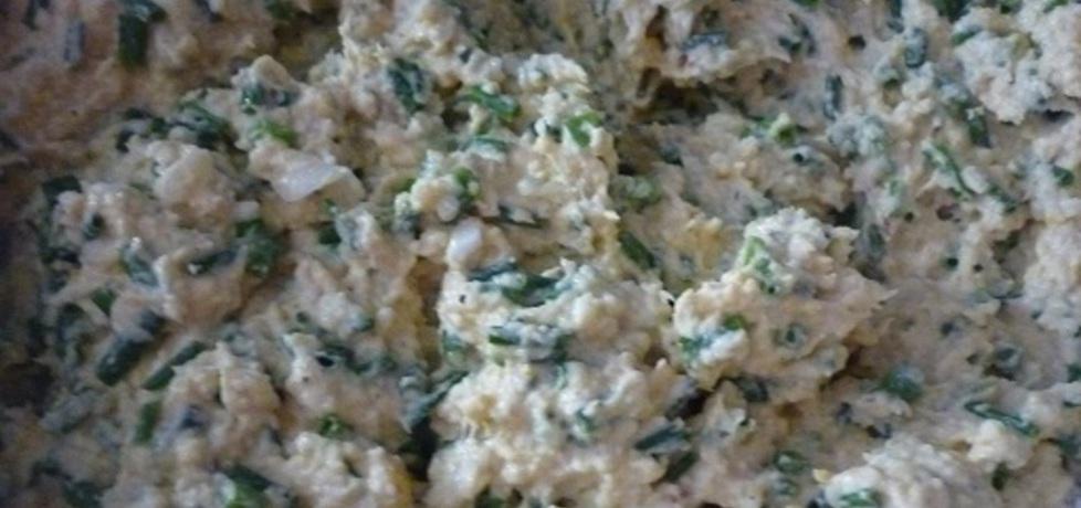 Pasta z wędzonej makreli ze szczypiorkiem (autor: wafelek2601 ...