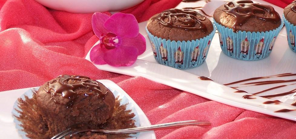 Jak do tej pory najsmaczniejsze, czyli czekoladowe muffiny z ricottą ...