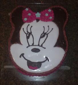 Tort myszka mini