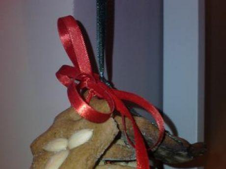 Przepis  bożonarodzeniowy dzwon piernikowy przepis