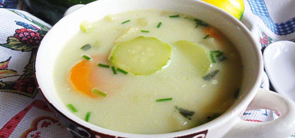 Zupa z cukinii (autor: ilonaalbertos)