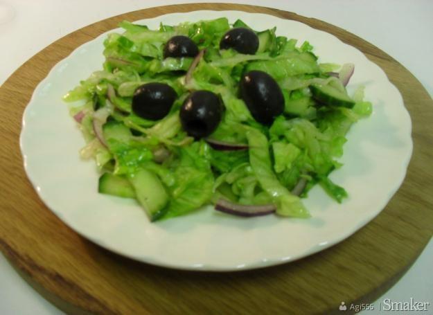 Surowka z salaty