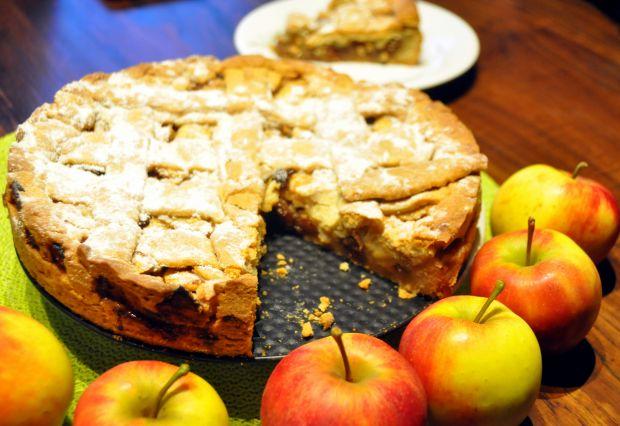 Przepis  holenderska tarta z jabłkami przepis