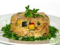Przepis  kurczak z ryżem na ostro przepis