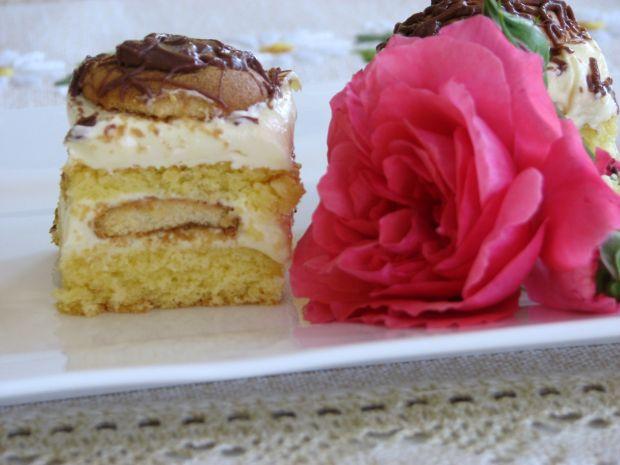 Przepis  ciasto cappuccino przepis