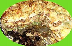 Lasagne a'la kamyk  prosty przepis i składniki