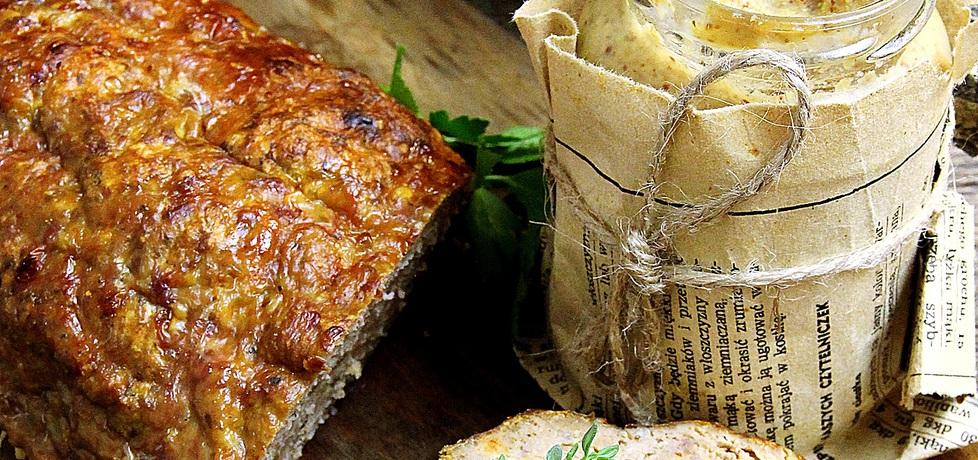 Klops z mięsa wołowego i wieprzowego (autor: apm ...