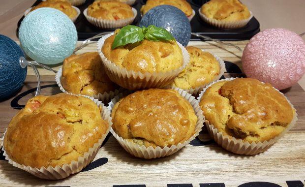 Przepis  muffinki gyrosowe przepis