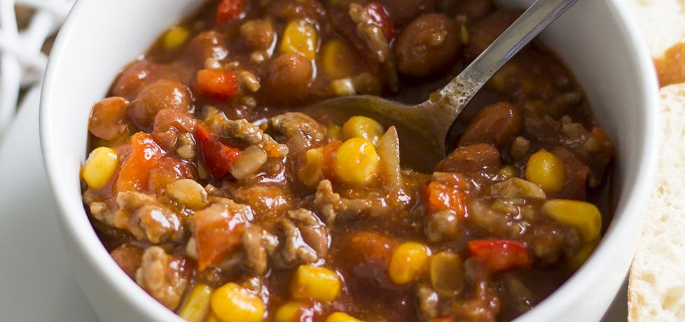Chili con carne. (autor: patisonwkuchni)