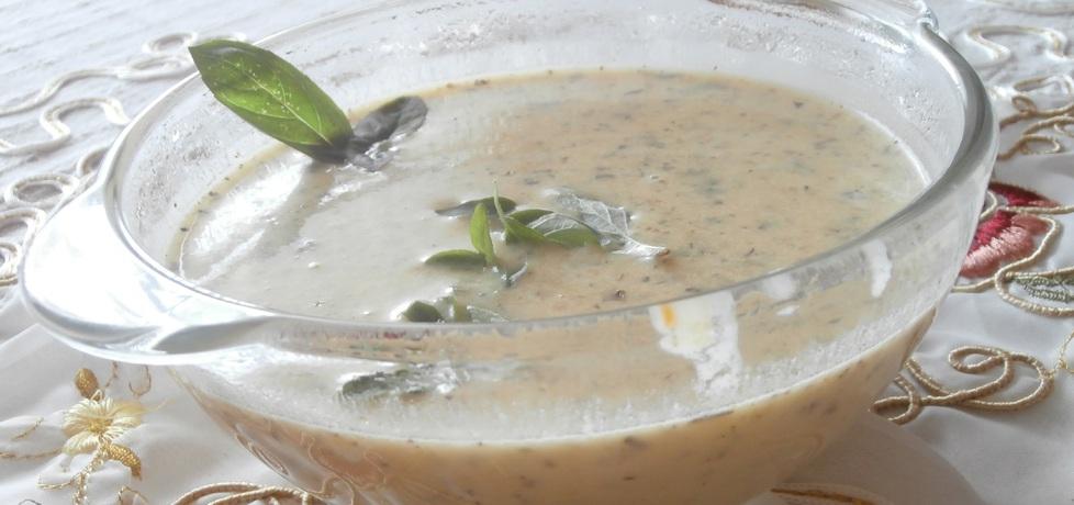 Zupa krem z kabaczki (autor: izapozdro)