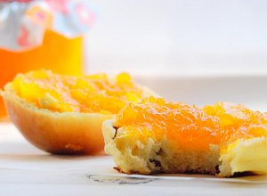 Pomarańczowy dżem z cukinii  prosty przepis i składniki