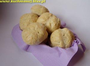 Bułki pszenne  prosty przepis i składniki