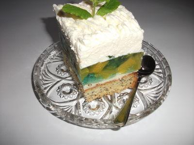 Ciasto kostka lodowa