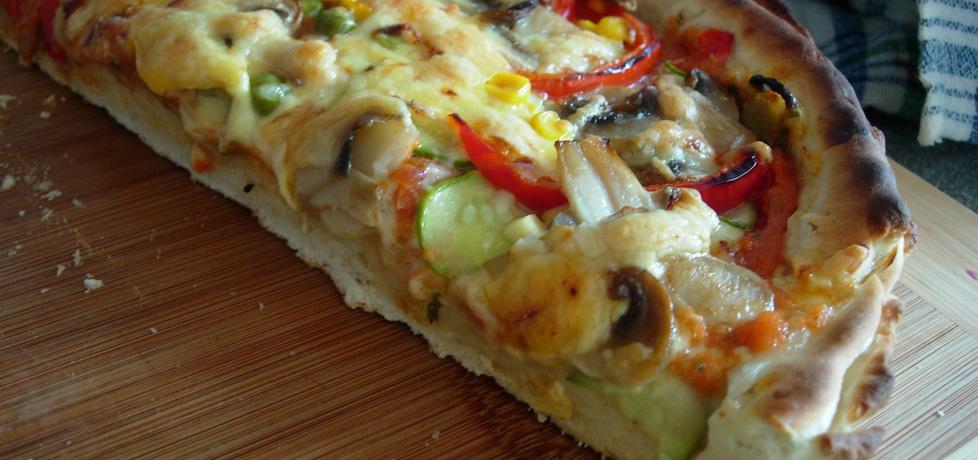 Pizza warzywna (autor: martynia6)